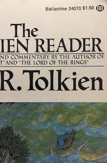 The Tolkien Reader (1974) - TolkienBooks.US